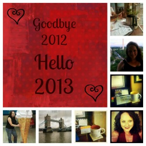 Goodbye 2012, Hello 2013