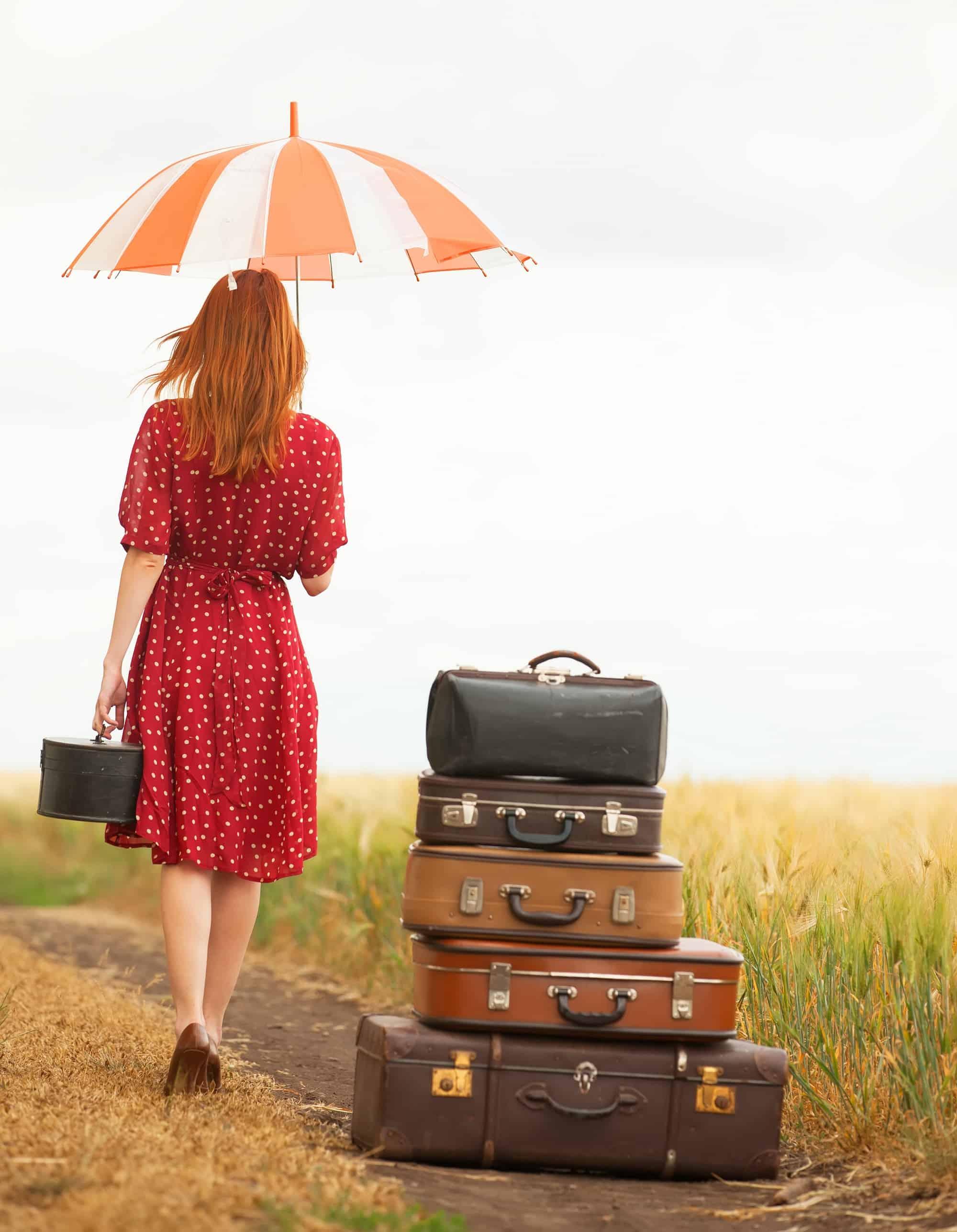Five Steps to Traveling Lighter