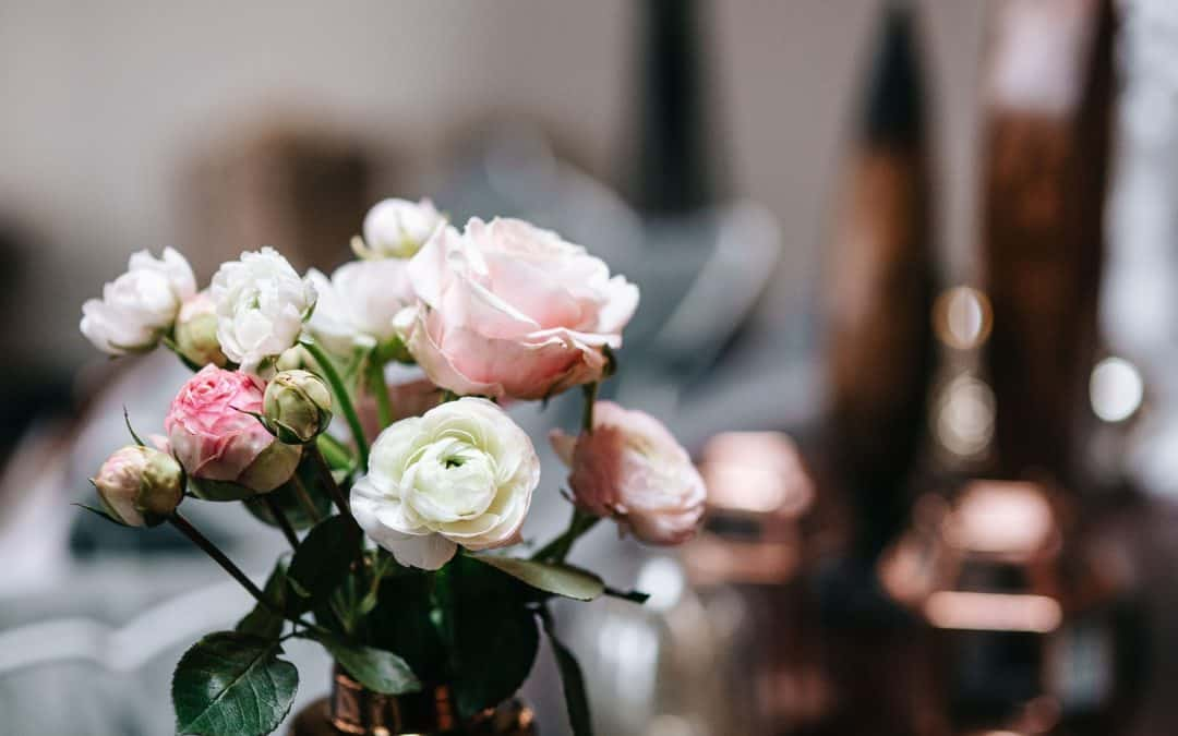 You Can Make Life Blossom by Decluttering and Spring Cleaning
