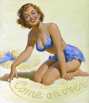 Come On Over by Art Frahm