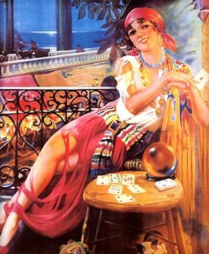 Gypsy by Gene Pressler