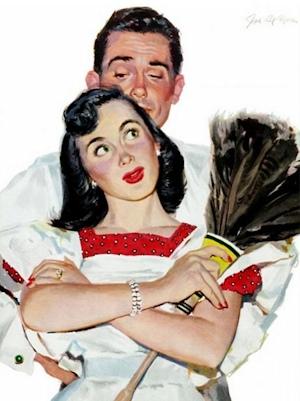 WifeinRebellionbyJoe De Mers 1952