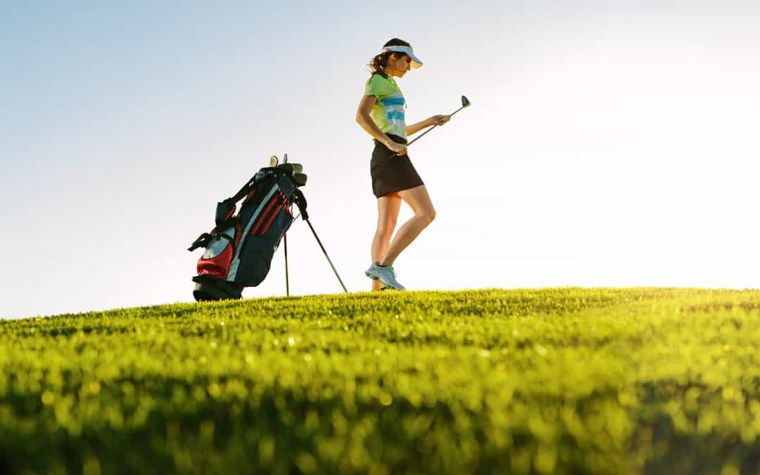 What I've Learned About Boundaries By Living On a Golf Course