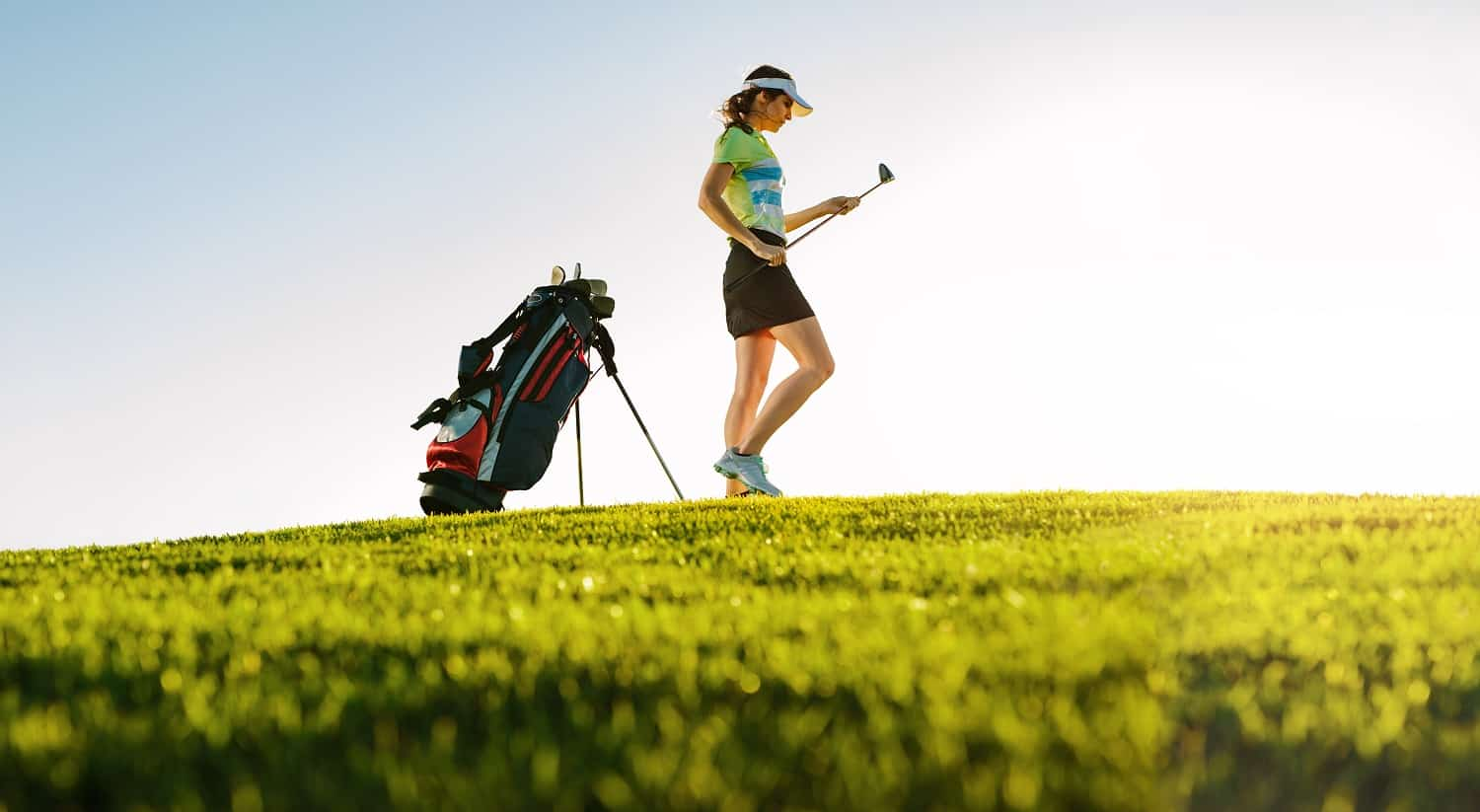 Lessons about boundaries learned from living on the golf course