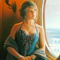 Emmanuel Garant Window gazing
