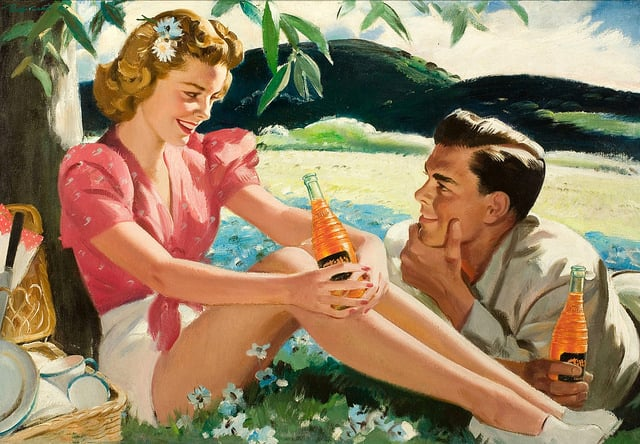 Summer Savoring: What's the Rush, Buttercup?