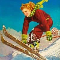 3 Leap by Ellen Barbara Segner 1938