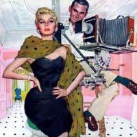 15_Model Wife by Joe De Mers Saturday Evening Post