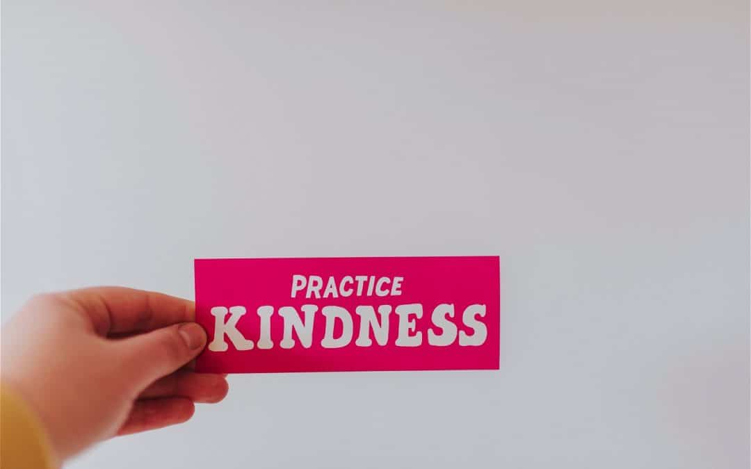 Kindness is Always a Choiice