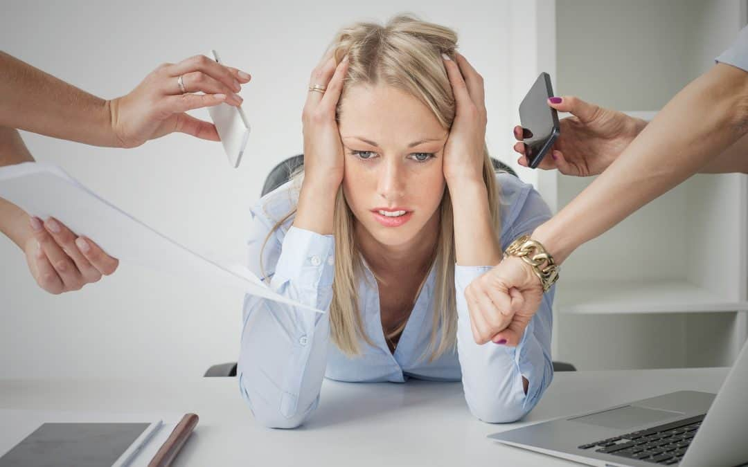 Are You Overwhelmed with Work? Eleven Ways to Relieve the Stress