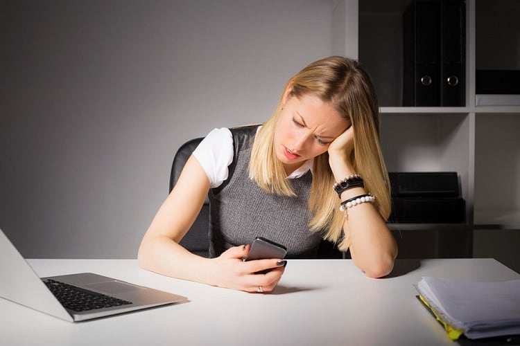 Are you overwhelmed with work and social media is distracting you?