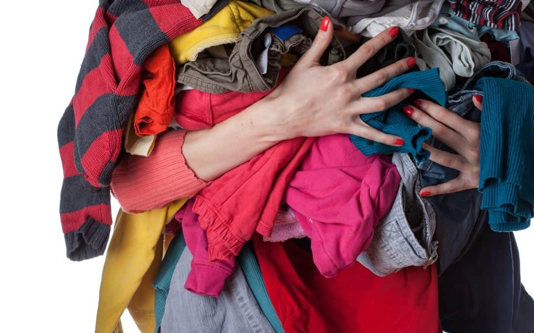 Tips from Marie Kondo (and Me) on Dealing with Clutter & Tidying Up