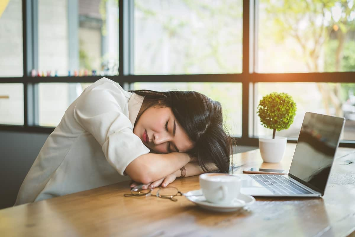The science behind why a coffee nap can boost productivity