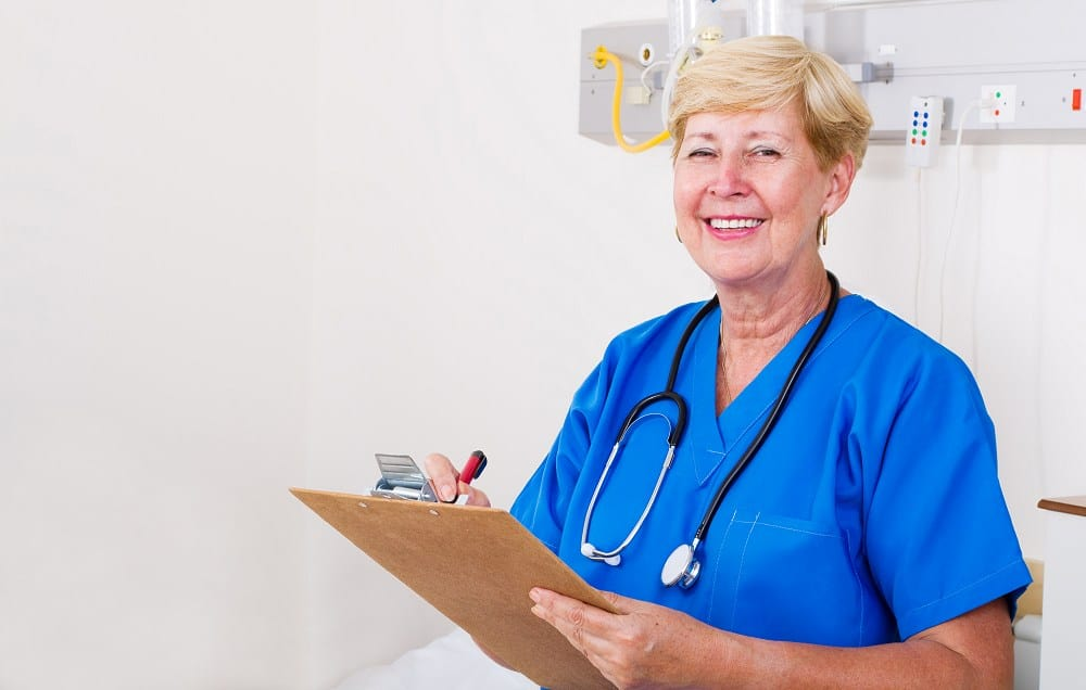 Can Nursing Be a Good Midlife Career Change for You?