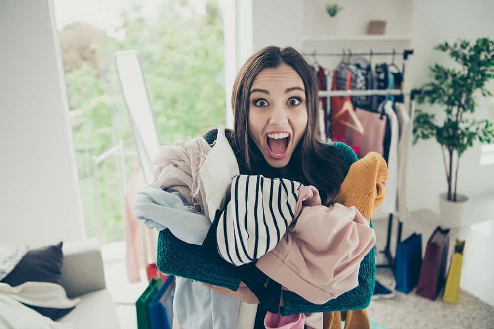 Declutter your wardrobe and reclaim your closet