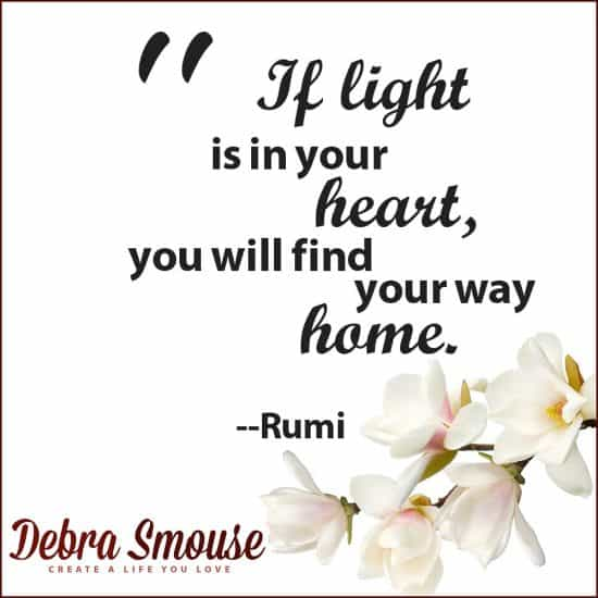 wisdom from Rumi